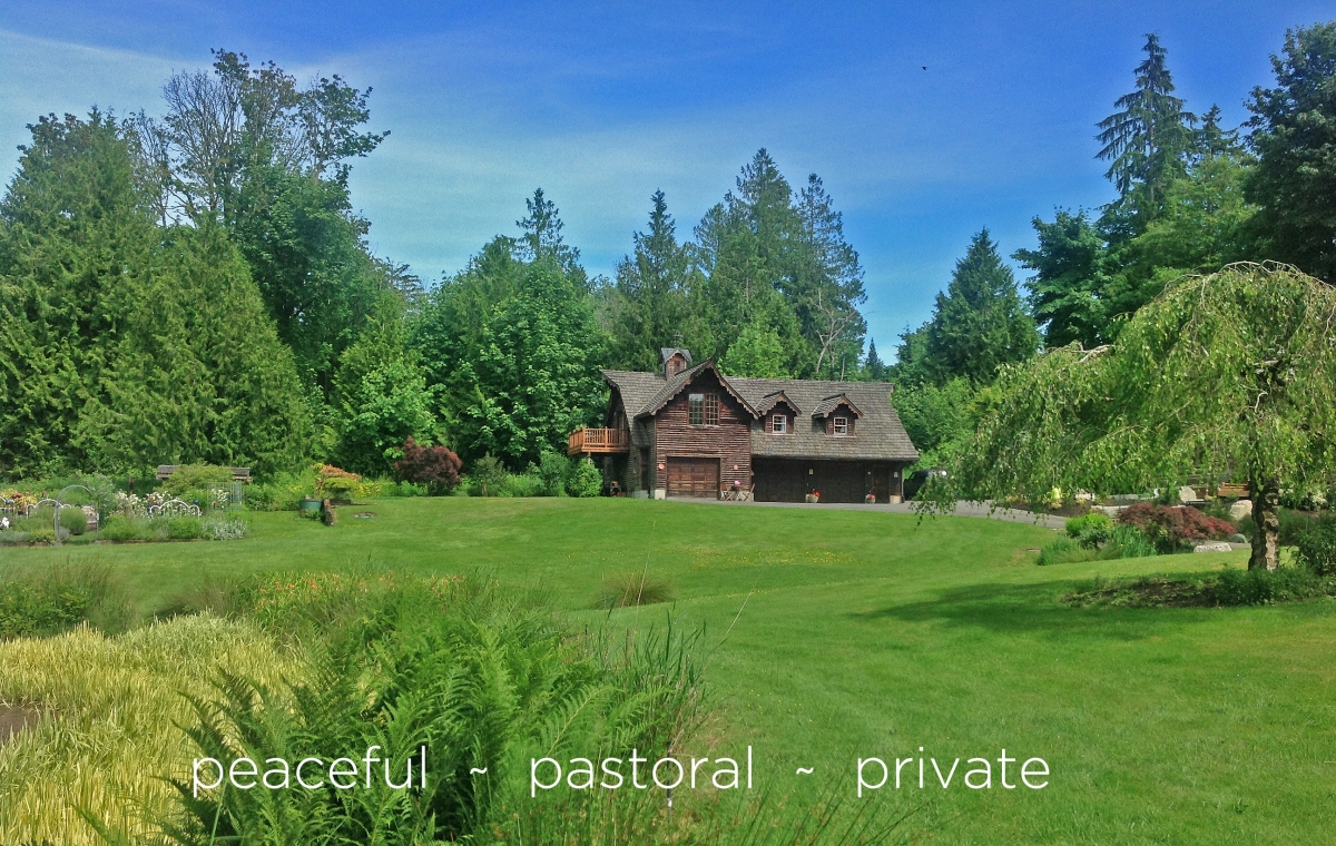 peaceful pastoral private